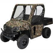 Classic Accessories UTV Cab Enclosure, Polaris Ranger Mid, Vista Camo - 18-118-016001-00