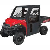 Classic Accessories UTV Cab Enclosure, Polaris Ranger 900 XP, Black - 18-119-010401-00