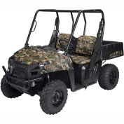 Classic Accessories UTV Bench Seat Cover Set, Polaris Ranger, Vista Camo - 18-139-016003-00