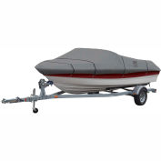 "Classic Accessories® Lunex RS-1 Boat Cover 17' - 19', 102"" Beam Gray - 20-143-111001-00"