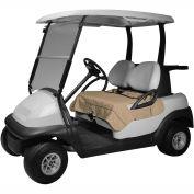 Classic Accessories Fairway Golf Car Seat Blanket, Khaki - 40-023-015801-00