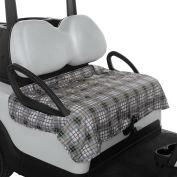 Classic Accessories Fairway Golf Car Seat Blanket, Divot Plaid - 40-025-015601-00