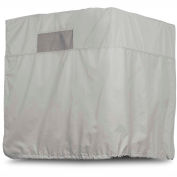 Evaporation Cooler Cover - Side Draft - 28 x 28 x 34, Gray