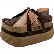 Classic Accessories Hickory Jumbo Log Carrier 55-201-012401-EC Tan
