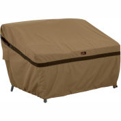 Classic Accessories Hickory Sofa Loveseat Cover 55-220-042401-EC Large, Tan