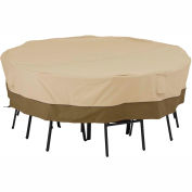 Classic Accessories Veranda Square Table and Chair Cover 55-228-011501-00 Large
