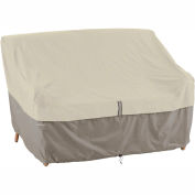 Classic Accessories Belltown Loveseat Cover 55-264-011001-00 Medium, Grey