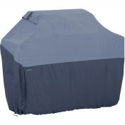 Classic Accessories Belltown BBQ Grill Cover 55-281-055501-00 Large, Blue