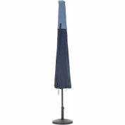 Classic Accessories Belltown Umbrella Cover 55-295-015501-00 Blue