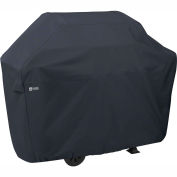 Classic Accessories BBQ Grill Cover 55-305-370401-00 Medium-Small, Black