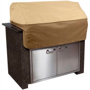 Classic Accessories Veranda Built in BBQ Grill Top Cover 55-340-361501-00 X-Small, Pebble