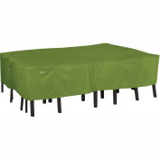 Classic Accessories Sodo Patio Table and Chair Cover 55-343-041901-EC Rectangle/Oval, Medium, Herb