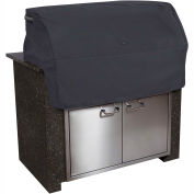 Classic Accessories Ravenna Built In BBQ Grill Top Cover 55-398-020401-EC Small, Black