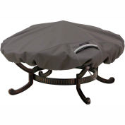 "Classic Accessories Fire Pit Cover 55-146-045101-EC, Ravenna Series, Round, Fits Up To 60"" Dia."