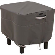 Classic Accessories Ottoman/Side Table Cover 55-168-025101-EC, Ravenna Series, Rectangle, Small