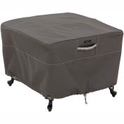 Classic Accessories Ottoman/Side Table Cover 55-169-045101-EC, Ravenna Series, Rectangle, Large