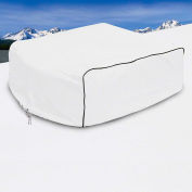 OverDrive RV AC Cover - Duo-Therm Briskair & Quick Cool, White
