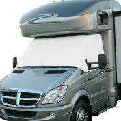 OverDrive RV Windshield Cover - Dodge Sprinter, White