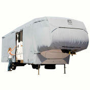 "Classic Accessories PermaPRO™ Fifth Wheel Cover 80-124-171001-00, 402""L X 102""W X 106-1/2""H"