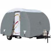 """Classic Accessories PolyPro 3 R-Pod Travel Trailer RV Cover, Up To 16' 6"""" L - 80-198-141001-00"""