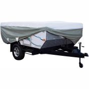 "Classic Accessories PolyPRO 3 Pop-up Camper Trailer RV Cover, Up to 8'6"" L - 80-209-303101-00"