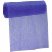 "Purolator® 240300037 Sewn Filter Panel Slip On/Service Rolls Slon 19-1/2""W x 34""H x 1/2""D - Pkg Qty 12"