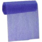 """Purolator® 240400046 Sewn Filter Panel Slip On/Service Rolls Slon 9-3/8""""W x 35""""H x 1""""D - Pkg Qty 100"""