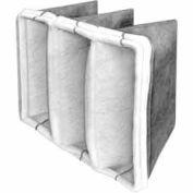 """Purolator® 310007 Sewn Bag Filter 23-3/8""""W x 25""""H x 15""""D - Pkg Qty 6"""