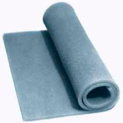 """Purolator® 840001 Media Foam F2601 Foam Pad 17-1/2""""W x 20""""H x 1/2""""D - Pkg Qty 24"""