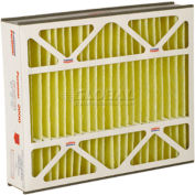 "Purolator® 5096532661 Merv 8 Airbear Replacement Filter 16""W x 25""H x 3""D - Pkg Qty 6"