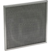 """Purolator® 5211874995 Permanent Metal Filter 12""""W x 24""""H x 1""""D - Pkg Qty 12"""