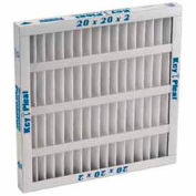 "Purolator® 5251021572 Self Supported Pleated Filter 25""W x 25""H x 1""D - Pkg Qty 12"