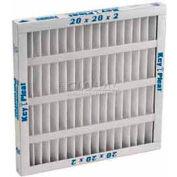 "Purolator® 5251404820 Self-Supported Pleated MERV 8 Filter 14""W x 25""H x 2""D - Pkg Qty 12"