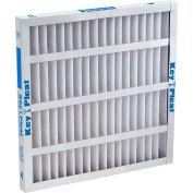 "Purolator® 5251474360 Self-Supported Pleated MERV 8 Filter 16""W x 16""H x 2""D - Pkg Qty 12"