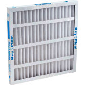 "Purolator® 5251474620 Self-Supported Pleated MERV 8 Filter 16""W x 20""H x 2""D - Pkg Qty 12"