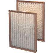 "Purolator® 5256602079 Monobond Pleated Filter 25""W x 25""H x 1""D - Pkg Qty 12"