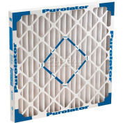 "Purolator® 5267342068 Extended Surface Pleated Filter 10""W x 15""H x 1""D - Pkg Qty 12"