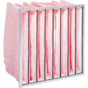 """Purolator® 5276442394 Multi-Pocket Bag Filter Serva-Pak 24""""W x 28""""H x 20""""D - Pkg Qty 4"""