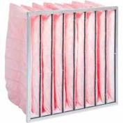 """Purolator® 5276449547 Multi-Pocket Bag Filter Serva-Pak 24""""W x 28""""H x 12""""D - Pkg Qty 8"""