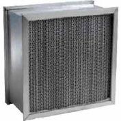 """Purolator® 5360489511 Extended Surface Cartridge Filter Serva-Cell 19-3/8""""W x 24""""H x 6""""D"""