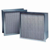 "Purolator® 5360602520 95 Series Single Header MERV 14 Serva-Cell Filter 20""W x 25""H x 6""D"