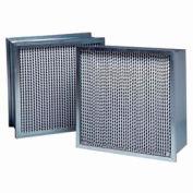 "Purolator® 5360629568 95 Series Single Header MERV 14 Serva Filter 24""W x 24""H x 12""D"