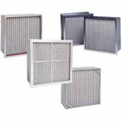 """Purolator® 5360689891 Extended Surface Cartridge Filter Serva-Cell 24""""W x 24""""H x 6""""D - Pkg Qty 2"""
