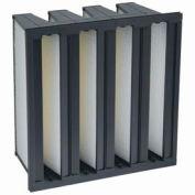 "Purolator® 5360864436 MERV 13 Serva-Cell PV Filter 12""W x 24""H x 12""D"