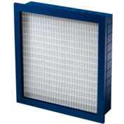 "Purolator® 5370271836 95 Series Single Header Merv 14 Dominator Filter 24""W x 24""H x 4""D - Pkg Qty 3"