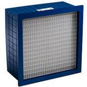 "Purolator® 5369187155 65 Series Single Header MERV 11 Dominator Filter 20""W x 20""H x 12""D"