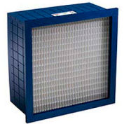 "Purolator® 5369374716 Extended Surface Pleated Cartridge Filter Dominator 24""W x 24""H x 12""D"