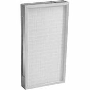 "Purolator® 5455267826 Mini-Pleat HEPA Filter 24""W x 48""H x 3""D"