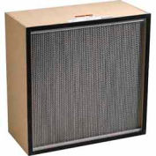 "Purolator® 5455449548 Hepa Filters Ultra-Cell 18""W x 18""H x 12""D"