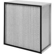 "Purolator® 5455455066 Galvanized Steel Ultra Filter 24""W x 24""H x 12""D"